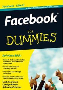 Frontcover  Facebook für Dummies