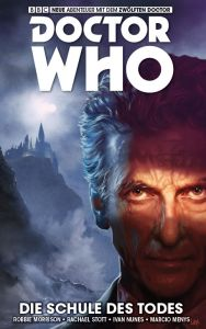 doctor-who---der-zwlfte-doctor-4-die-schule-des-todes-softcover-1510318073